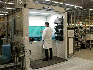 Dry Filter Spray Booth Cheshire Spray Booth Maintenance